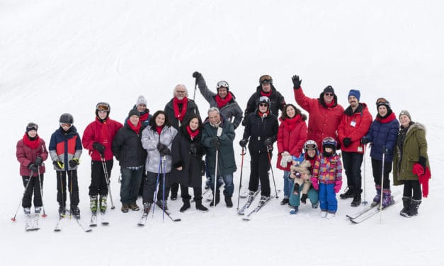 The Rob Lutterman Memorial Fund Celebrates Its 20th Anniversary With Another Edition Of Its Ski For A Cure Event