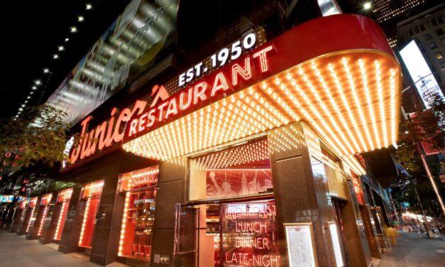 Jewish restaurateurs steer Il Mulino New York, Junior's Restaurant