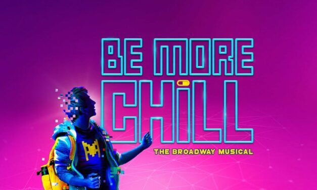 Broadway hit Be More Chill and its Bar Mitzvah connection