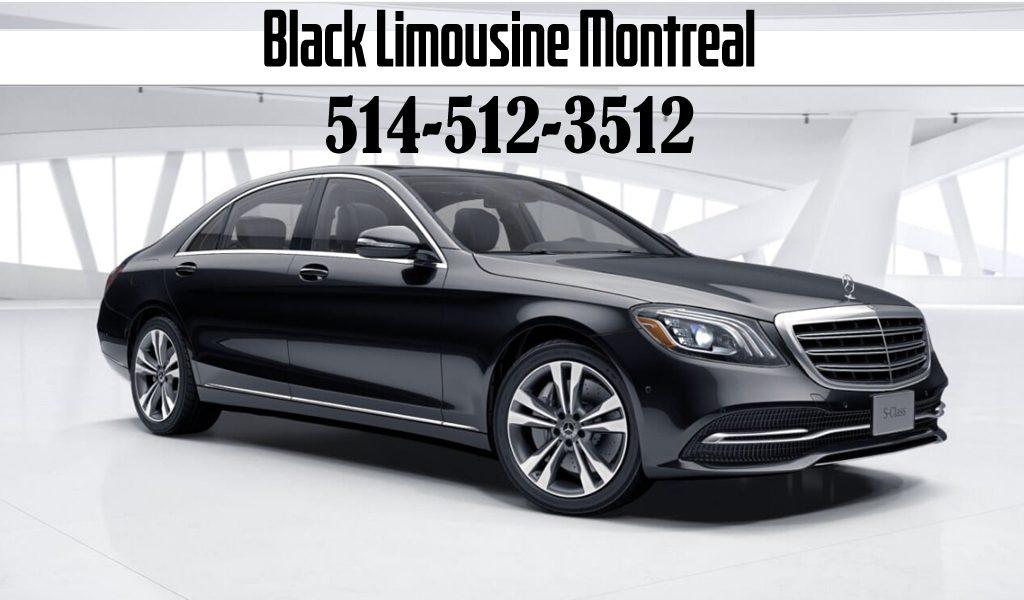Black Limousine Montreal