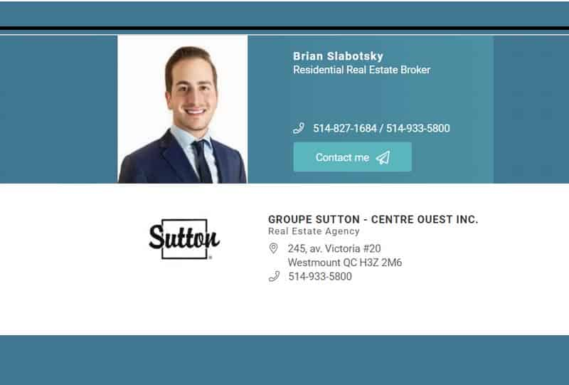 Brian Slabotsky Real Estate