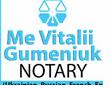 Vitalii Gumeniuk Notaire Montreal