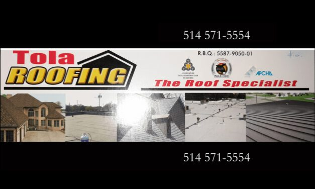Tola Roofing Montreal